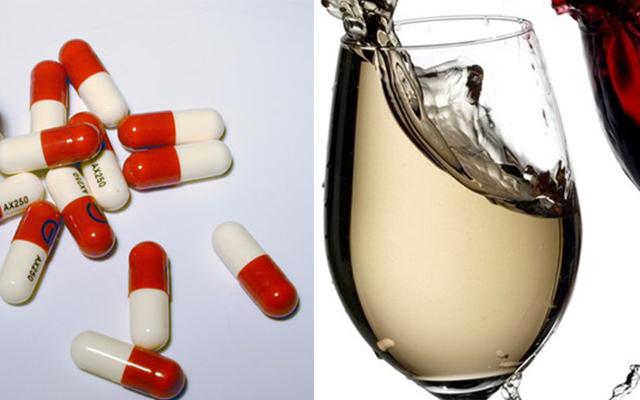 Đây là 7 cặp thực phẩm và thuốc kết hợp với nhau sẽ làm tình trạng bệnh ngày một trầm trọng hơn