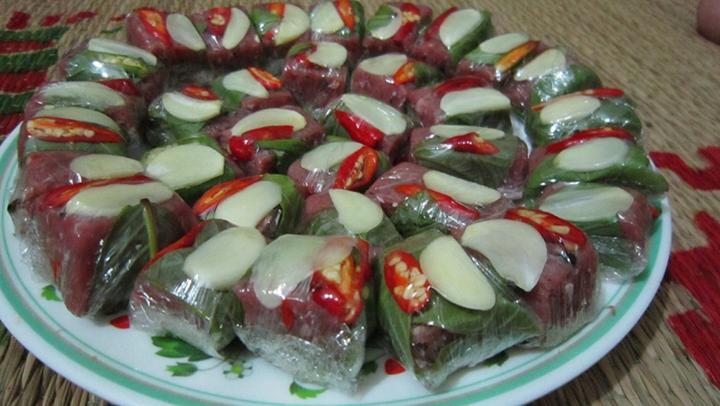 Đây là nguyên liệu giúp bạn làm nem chua chua, ngòn ngọt, cay giòn sần sật ai ăn cũng tấm tắc khen ngon