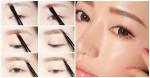 5 bước kẻ lông mày siêu dễ từ chuyên gia cho nàng vụng về, kết quả xinh không kém gái Hàn!