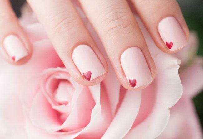 10 mẫu móng đẹp cho ngày Valentine thêm lãng mạn