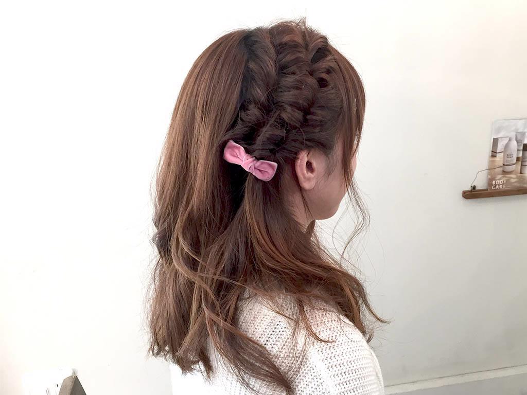 5 Kiểu tóc đẹp không thể chối từ dành cho các bạn gái đi chơi Tết