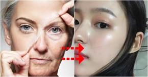 Phương pháp căng da tại nhà cực nhanh, U40, 50 cũng trẻ như gái 18, nếp nhăn nhiều đến đâu đều được ủi phẳng lì