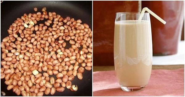 Lấy đậu phộng nấu theo cách này- gầy kinh niên cũng tăng cân vù vù 4kg/tháng
