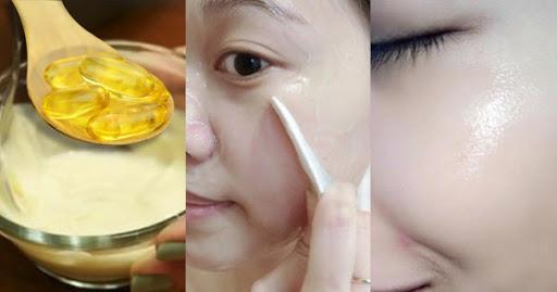 Da mặt trắng như trứng gà bóc sau 4 tuần nhờ dùng vitamin E theo cách này, tốn tiền triệu đi spa cũng chẳng bằng