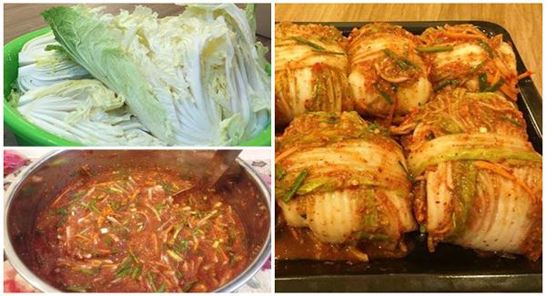 Đây là cách làm KIM CHI ngon tuyệt, giòn cay đúng vị Hàn cho cả nhà ăn không biết chán