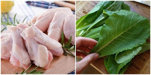 Dù ngon đến mấy các mẹ cũng không nên kết hợp thịt gà cùng những loại rau này
