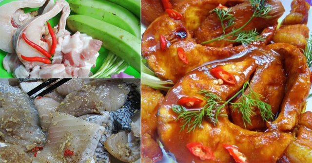 Đầu bếp nổi tiếng chia sẻ mẹo kho cá ngon CHUẨN VỊ, CHẮC THỊT, THƠM NỨC, người mới cũng làm được