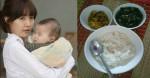 """Nghĩ con dâu mang thai là con gái, chỉ cho ăn cơm trắng chan canh suốt thai kỳ, đến ngày sinh mẹ chồng bất ngờ quỳ sụp: """"Ăn thịt cá đi con"""""""