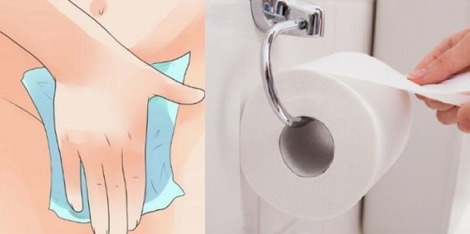"""Sai lầm chết người khi dùng giấy vệ sinh sau khi đi tiểu mà 99‰ phụ nữ mắc phải đang tự tay làm hại """"cô bé"""" của mình"""