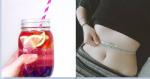 """Chẳng cần vận động mỡ thừa cũng tự """"biến mất"""" khi uống nước uống detox này"""