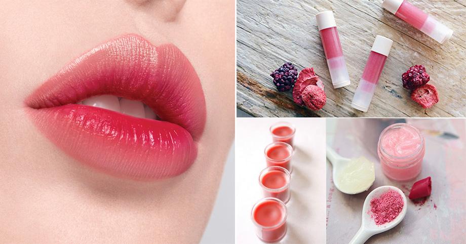 3 Công thức làm son môi handmade có màu tại nhà chỉ trong 10 phút
