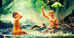 NHÂN NGÀY QUỐC TẾ HẠNH PHÚC 20-3: Hạnh phúc không phải nhà bạn rộng bao nhiêu, mà là trong nhà có bao nhiêu tiếng cười