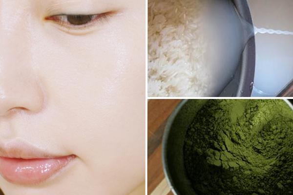 7 Cách dưỡng da trắng sáng, mịn màng trên cả tuyệt vời bằng bột trà xanh cho từng loại da
