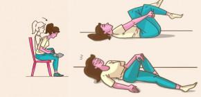 Bài tập 5 phút trước khi ngủ giúp giảm đau thắt lưng hiệu quả