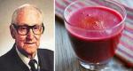 Cách để giết chết tế bào ung thư trong 42 ngày chỉ nhờ 1 ly nước ép