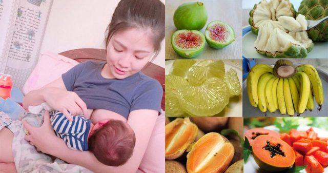 8 loại quả 'siêu lợi sữa' lại 'tiếp máu', nhanh chóng lấy lại vóc dáng, tiêu mỡ mẹ sau sinh đừng bỏ qua!