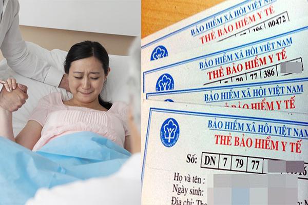 Trường hợp nào sinh con được hưởng Bảo hiểm y tế 100%?