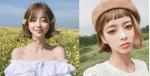 """Muốn """"xinh yêu"""" như cố gái Hàn thì diện ngay mái tóc chữ C này nhé"""
