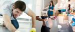 Những việc nhà bà bầu nên nhờ chồng để tránh gây hại thai nhi