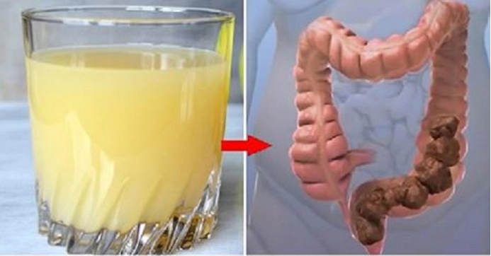 Chỉ mất 5 phút/ngày lọc sạch ruột già, ngăn ngừa ung thư, giảm cân hiệu quả sau 1 tuần dùng thức uống này