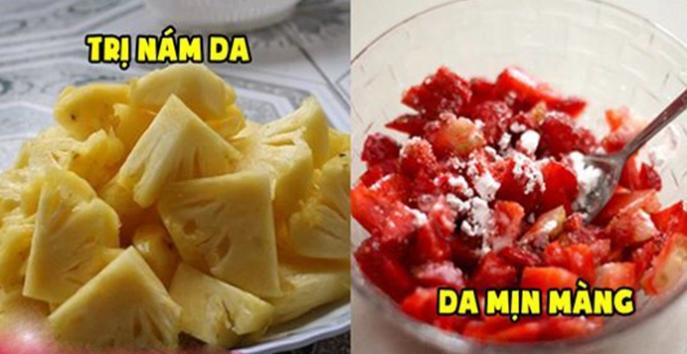 Muốn da đẹp dáng xinh, cứ việc lựa những trái này mà ăn thôi!