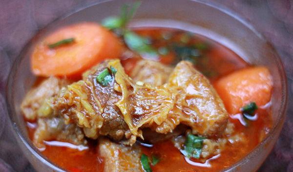 Học lóm cách nấu bò kho ngon của người bán bò kho lâu năm - Lưu lại cuối tuần làm cho gia đình thưởng thức