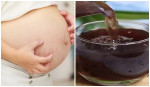 Bầu đến tháng 4, uống nước đậu đen rang 2 thời điểm này đẹp dáng đẹp da, con sinh ra ngừa 99% dị tật não bẩm sinh