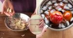 Cách giảm cân hiệu quả chỉ với cốc nước cà chua và tỏi