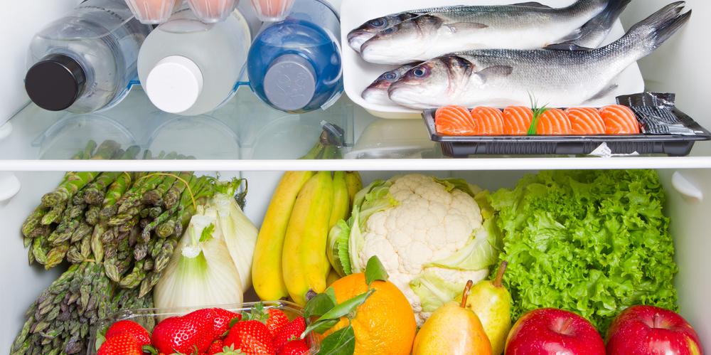 Mẹo hay đánh bay mùi hôi tủ lạnh hiệu quả
