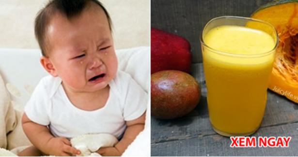 Mẹ tự làm nước này TỐNG HẾT giun sán, LỌC SẠCH ruột cho con - Con ăn ngoan, ngủ khỏe tăng liền 1kg/tháng