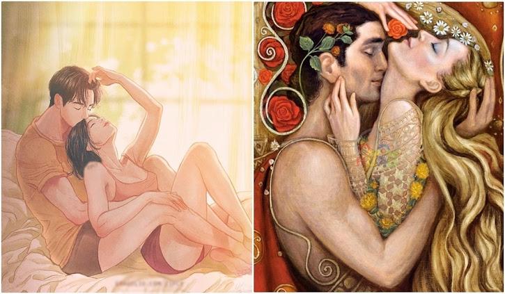 """Chồng không hay nói """"anh yêu em"""", nhưng những tư thế ngủ này chứng tỏ đàn ông yêu vợ"""