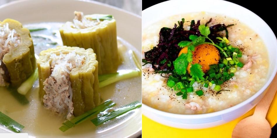 Khi bị bệnh cảm cúm hỏi thăm bạn nên ăn những món ăn này
