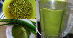 Xay nhuyễn đậu xanh với thứ lá này uống mỗi ngày, giảm 4kg/tuần 'nhẹ nhàng' chẳng cần thẩm viện