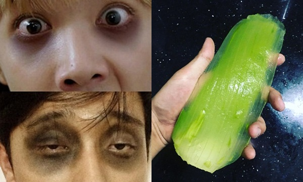 Trộn nha đam với vitamin E rồi đông đá, bọng mắt, thâm quầng đến mấy cũng mờ sạch