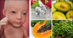 Top 11 loại trái cây giàu canxi, sắt và axit folic bậc nhất, mẹ bầu nên ăn đều 40 tuần thai