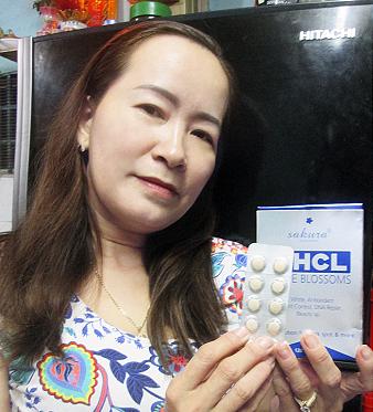 Mua viên uống trị nám HCL ở đâu SẠCH NÁM SÁNG DA?