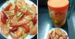 Tôm muối chua đang gây sốt thị trường là món này nè