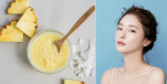Cách làm đẹp da từ đầu đến chân chỉ với 1 trái dứa