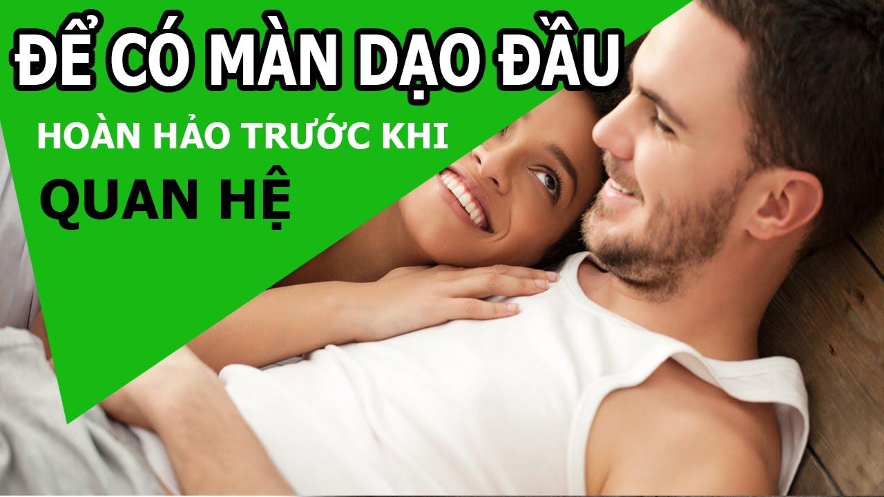 7 cách dạo đầu phụ nữ nên biết để chiều chồng