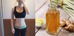 Nấu nước chanh + sả + gừng để uống, giải độc gan, giảm liền 4kg trong 7 ngày