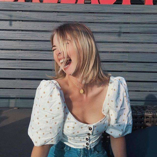 10 kiểu áo blouse Hot nhất hiện nay, thấy là muốn mua ngay rồi (Phần 1)