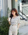 10 kiểu áo blouse Hot nhất hiện nay, thấy là muốn mua ngay rồi (Phần 2)