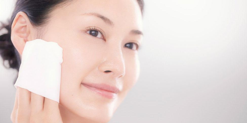 rửa mặt với từng loại da