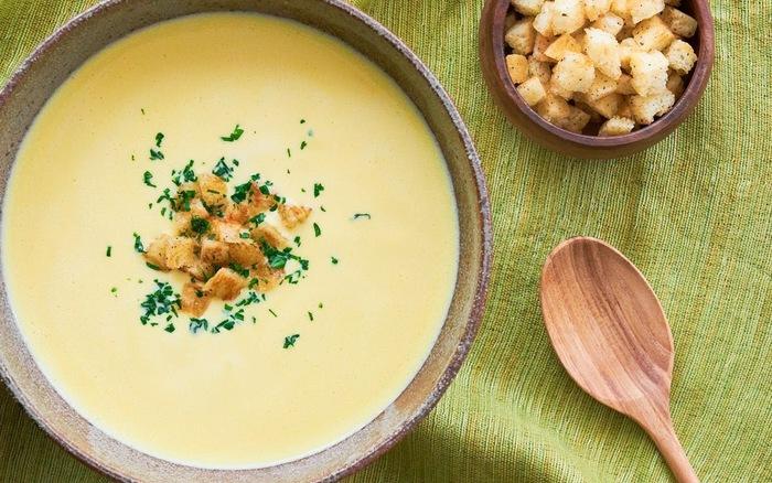 Người Nhật có cách nấu súp ngô cực ngon – bạn đã biết chưa?