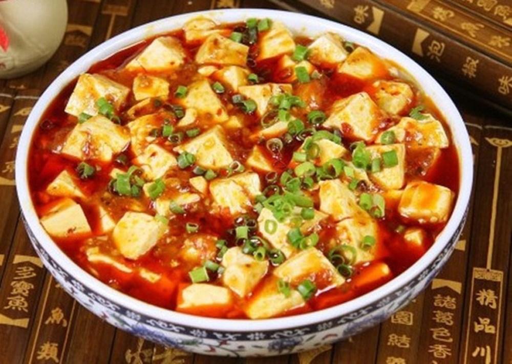 Rằm tháng 7, hãy đổi khẩu phần ăn chay nhàm chán bằng món ĐẬU HŨ TỨ XUYÊN CHAY này nhé!