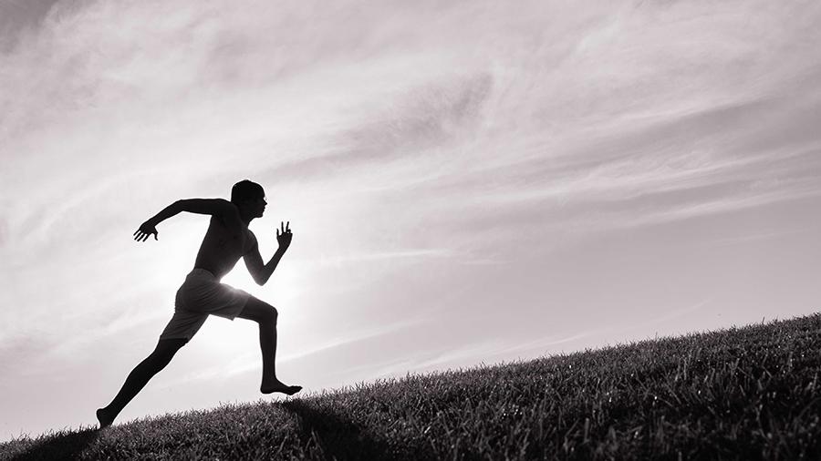 Người kiên trì đến cùng, quyết không bỏ cuộc là người chiến thắng