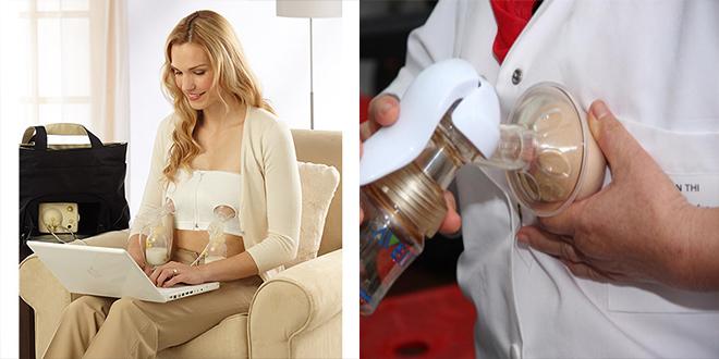 Tiêu chí chọn mua máy hút sữa VỪA TỐT VỪA AN TOÀN, các mẹ cần lưu ý