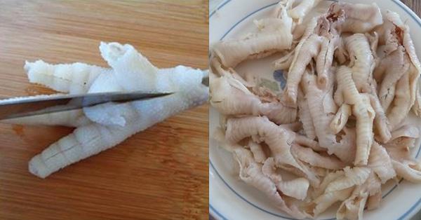 Đã tìm ra cách rút xương chân gà nhanh nhất, sạch sẽ mà đơn giản ai cũng làm được