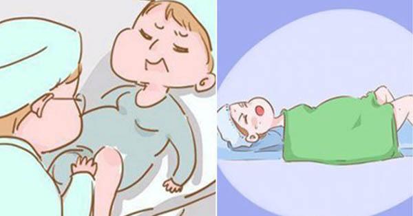 Một phút nóng giận khi mang thai, trăm hại cho bé sau này đấy mẹ ơi!