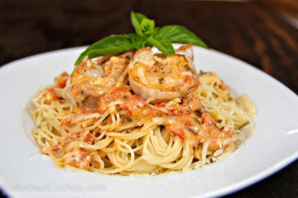Giữa tuần nhè nhẹ cùng món mỳ Ý hải sản, nấu vừa nhanh lại dễ hợp khẩu vị cả nhà
